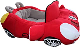 PetBoss Co. Fashionable Fancy Deluxe Cozy Warm Cute car Design pet Bed. Small/Medium Dog/cat 27