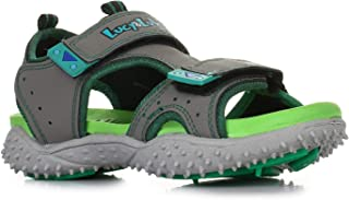 Liberty Lucy & Luke Boy's Polo P.Green Outdoor Sandals