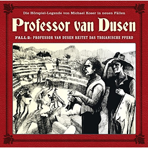 Professor van Dusen reitet das trojanische Pferd (Professor van Dusen - Die neuen Fälle 2) Titelbild