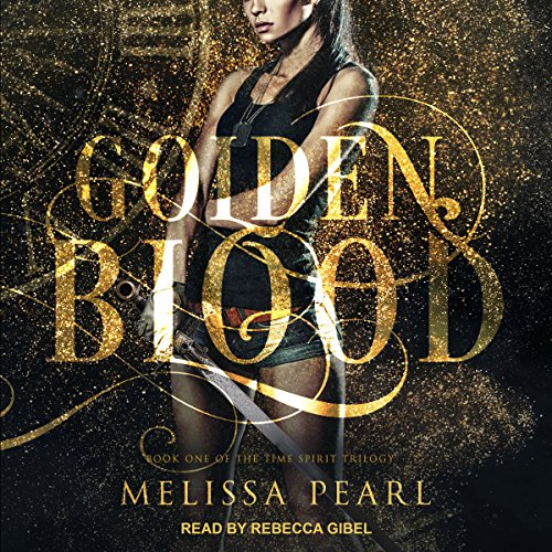 Golden Blood audiobook cover art