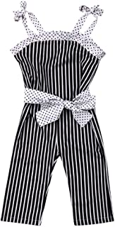 Moneycom, 1 Vestido para niña, Boda, bebé, diseño de Rayas