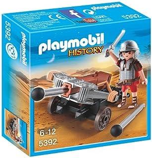 "Playmobil 5392 ""History Roman Legionnaire with Ballista"" Playset"