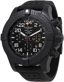 Avenger Hurricane Chronograph Automatic Black Dial Men's Watch XB1210E41B1S2