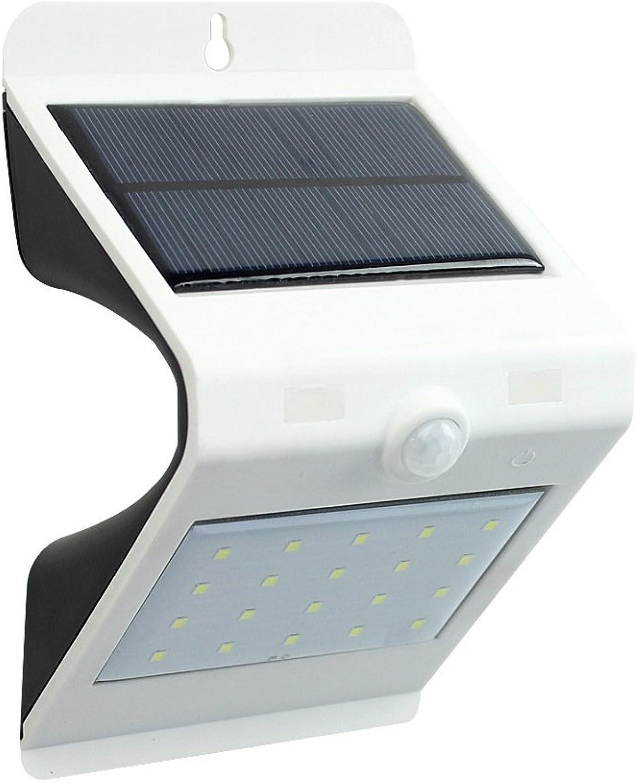 Wenhu Der Neue Solarkrpersensor Wandleuchte Lichtsteuerung Menschlicher Krper Induktion Gartenleuchten 20LED Outdoor wasserdichte Leuchten