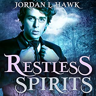Restless Spirits (Volume 1)                   By:                                                                                                                                 Jordan L. Hawk                               Narrated by:                                                                                                                                 Greg Tremblay                      Length: 7 hrs and 11 mins     141 ratings     Overall 4.6