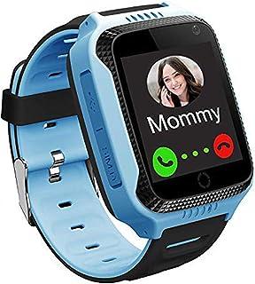 comprar comparacion GPS LBS Tracker Smartwatch Niños - Reloj Inteligente Niña con SOS Cámara Juegos Despertador, Reloj Niña con Llamada, Reloj...