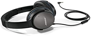 Bose QuietComfort 25 Acoustic Noise Cancelling Headphones for Android devices, Black【並行輸入品】