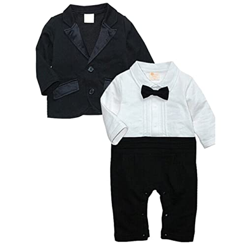 a312df093797 Newborn Boy Tuxedo 6 Month  Amazon.com