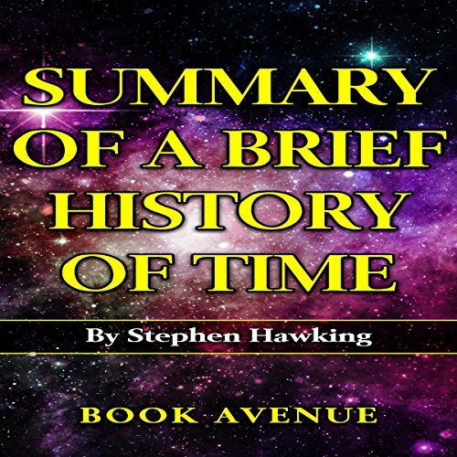 Summary of A Brief History of Time by Stephen Hawking Titelbild