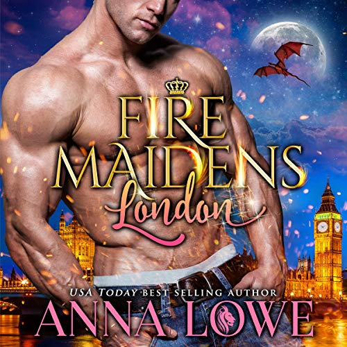 Couverture de Fire Maidens: London