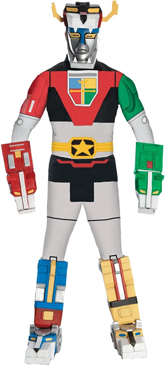 Voltron Classic Max 42% OFF Costume Adult Al sold out.