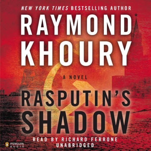 Rasputin's Shadow audiobook cover art