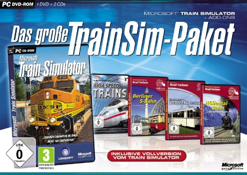 Das große TrainSim-Paket