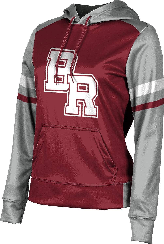 ProSphere Benjamin Russel High School Girls' Pullover Hoodie, School Spirit Sweatshirt (Old School)