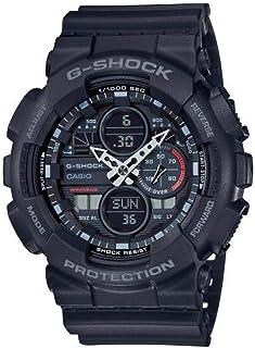 CASIO - Reloj analógico Digital de Cuarzo para Hombre con Correa de Resina