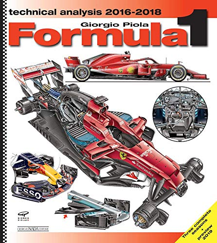 Formula 1 Technical Analysis 2016-2018