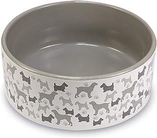Arquivet 8435117825130 - Comedero Ceramica Perro 14 cm