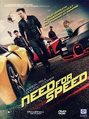 Need for speed [Italia] [DVD]