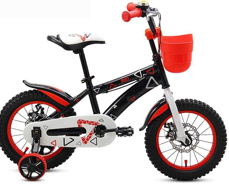 promociones YUMEIGE Bicicletas Infantiles Bicicletas para para para Niños Bicicleta para Niños de 14 y 16 Pulgadas para Niños y niñas, Adecuado para Niños de 3 a 8 años de Edad Disponible  80% de descuento