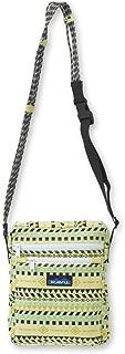 Zippit Crossbody Bag Cotton Purse With Adjustable Rope Strap