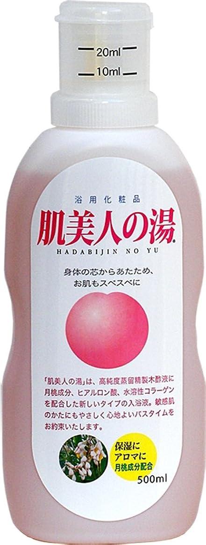 パターン解明ボーナス毎日エステ 浴用化粧品 肌美人の湯 500ml
