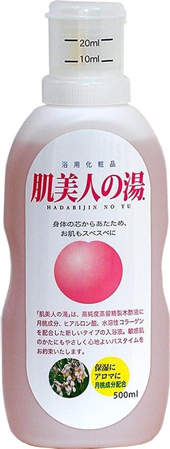 本質的ではない仮定欠乏毎日エステ 浴用化粧品 肌美人の湯 500ml