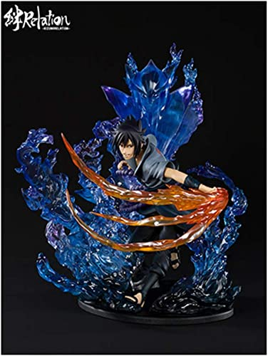 Zhizaibide Modèle de Jouet Anime Naruto Game Toy Home Office Decoration Model ( Couleur   C )