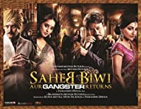 Saheb Biwi Aur Gangster Returns (Hindi Movie / Bollywood Film / Indian Cinema DVD) - 2013 by Jimmy Sheirgill