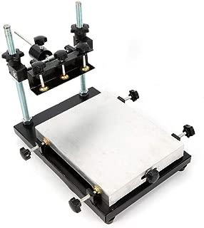 3024 Manual Solder Paste Printer PCB SMT Stencil Printer 300x240mm Height Adjustable 0-120mm USA Stock