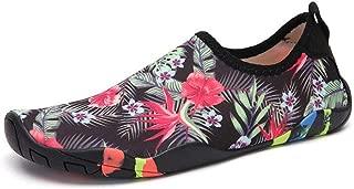 LIYUEJING Water Shoes Beach Surf Diving Swim Running Snorkeling Barefoot Skin Shoes, Home Slipper Yoga Socks Neoprene Rubber Sole Aqua Socks