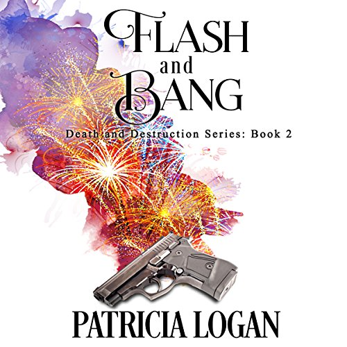 Flash and Bang audiobook cover art