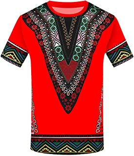 mens african shirts uk