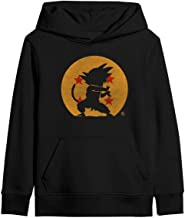 Kids Classic Pullover Hoodie Athletic Hooded Sweatshirts Rock Music Band Poster Long Sleeve Cotton T-Shirt for Boys Girls