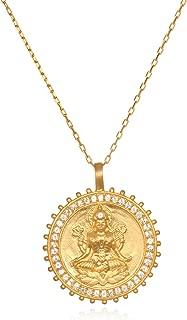 goddess lakshmi pendant jewelry