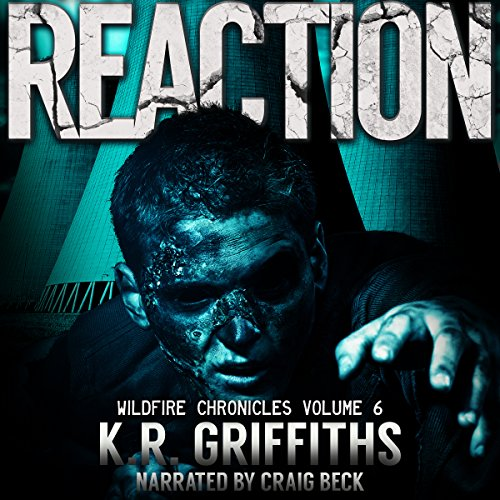 Reaction audiobook cover art