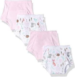 Hudson Baby 宝宝婴幼儿棉质训练裤4件装
