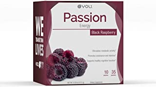 Yoli Passion Black Raspberry Packets Box