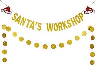 Best santa's workshop party theme Reviews