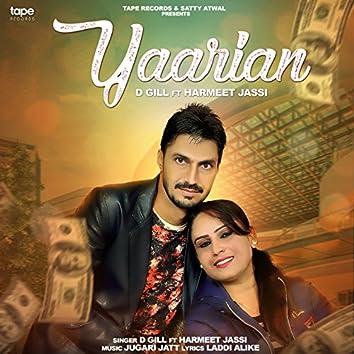 Yaarian (feat. Harmeet Jassi)