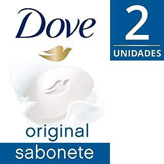 Sabonete em Barra Branco Dove 90 gr, Dove