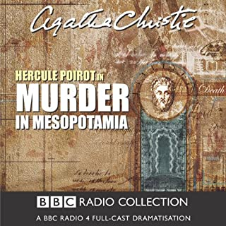 Murder in Mesopotamia (Dramatised) cover art