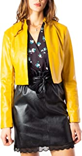 AKÈ Luxury Fashion Womens F784YAL7952YELLOW Yellow Jacket   Fall Winter 19