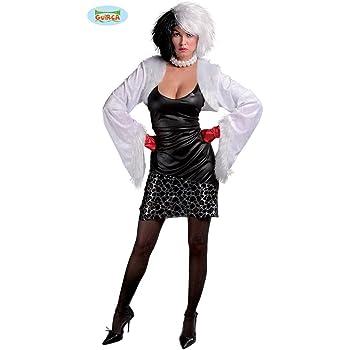 Disfraz de Cruella de Vil: Amazon.es: Juguetes y juegos