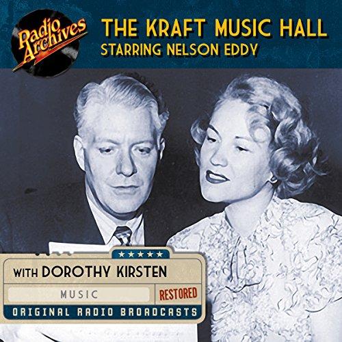 Kraft Music Hall Starring Nelson Eddy audiobook cover art