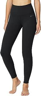 BALEAF Women's High Waist Yoga Pants Workout Running Capri Legging Inner Pocket