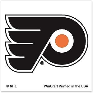 WinCraft NHL Philadelphia Flyers 72444091 Tattoo (4 Pack)
