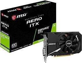 MSI Gaming GeForce GTX 1650 Super 128-Bit HDMI/DP/DVI 4GB GDRR6 HDCP Support DirectX 12 Single Fan VR Ready OC Graphics Ca...