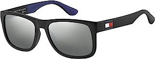نظارة شمسية بتصميم مربع للرجال من تومي هيلفجر TH1556/S