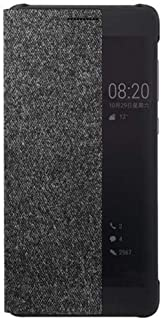Huawei Mate 9 PRO Smart View Flip Cover Case (Dark Grey)