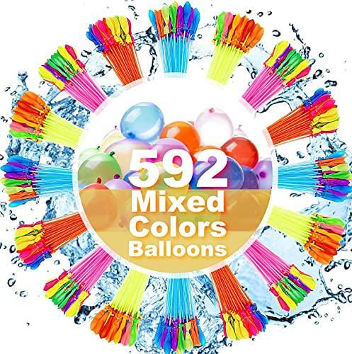 FEECHAGIER Water Balloons for Kids Girls Boys Balloons Set Party Games...